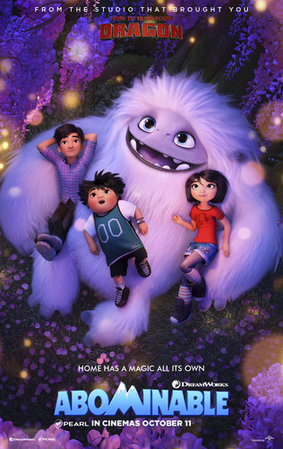Abominable 2019 1080p BluRay 1400MB DD5 1 x264-GalaxyRG