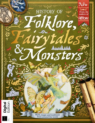 All About History - History of Folklore, Fairytales and Monsters (2019)
