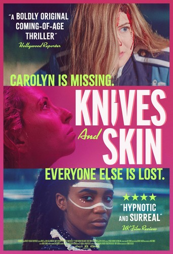 Knives And Skin 2019 1080p WEB-DL H264 AC3-EVO