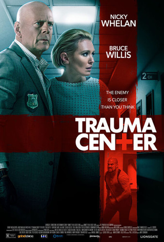 Trauma Center 2019 HDRip XviD AC3-EVO