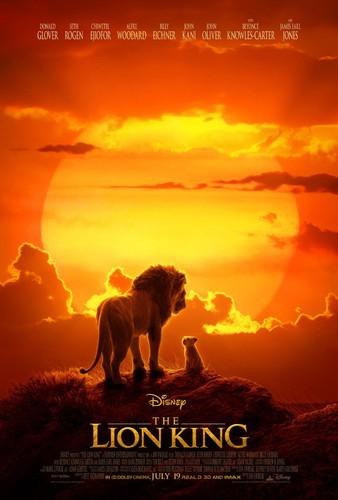 The Lion King (2019) 720p Blu-Ray x264 [Original Multi Audios][Hindi+Telugu+Tamil+Eng