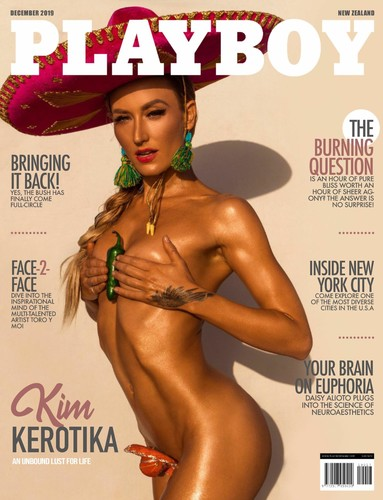 Playboy New Zealand - December 2019
