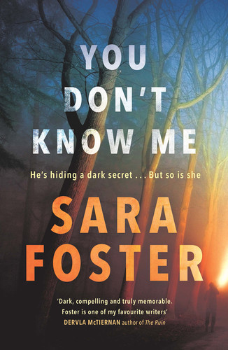 You Don't Know Me - Sara Foster [EN ] [ebook] [ps]