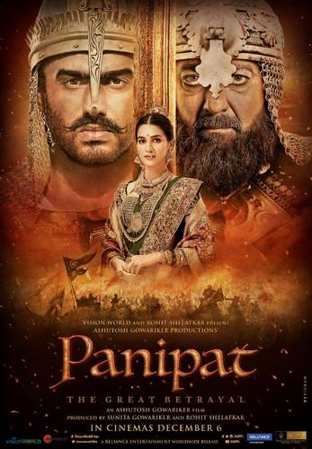 Panipat (2019) 720p HDCAM 900MB x264 AAC-BOLLYROCKERS
