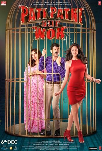 Pati Patni Aur Woh (2019) 720p HDCAM 900MB x264 AAC-BOLLYROCKERS