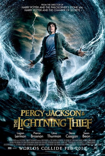 Percy Jackson & The Olympians The Lightning Thief (2010) 720p BluRay ][Hindi+English]