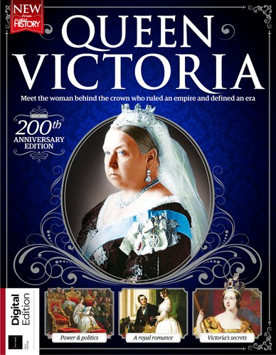 All About History - Queen Victoria - July 2019