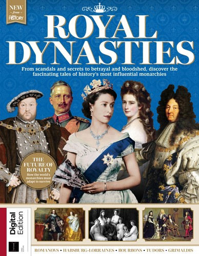 All About History - Royal Dynasties - July 2019