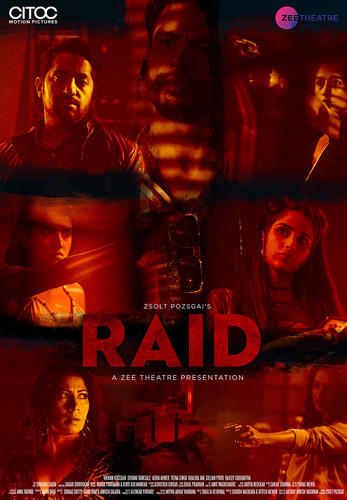 Raid (2019) Hindi 1080p WEB-DL x264 AAC Esub-DDR Exclusive
