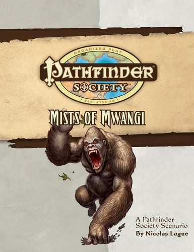 Pathfinder Society Scenarios - Season 0