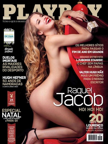 Playboy Portugal - December 2012 January 2013