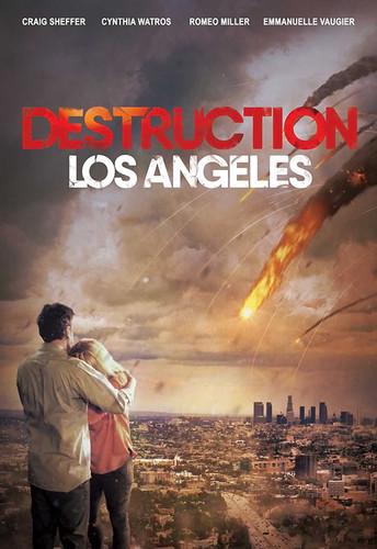 Destruction Los Angeles (2017) 720p WEBRip x264 ESubs [Dual Audio][Hindi+English]