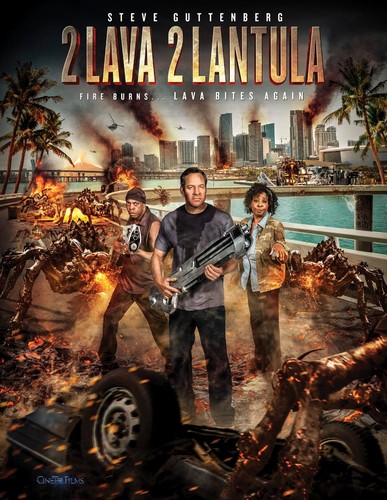 2 Lava 2 Lantula! (2016) 720p BluRay x264 {Dual Audio}[Hindi+English]-DREDD