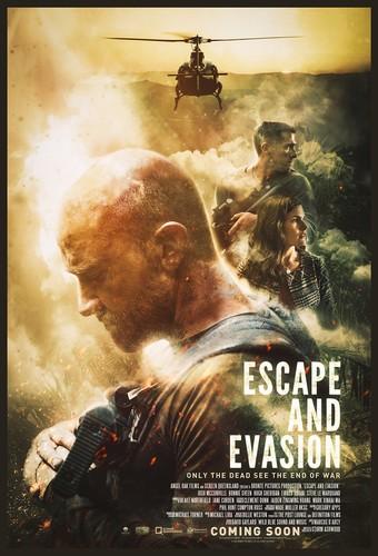 Escape And Evasion 2019 1080p WEB-DL H264 AC3-EVO