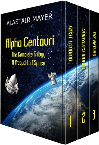 Alastair Mayer-The Alpha Centauri Trilogy 01-03