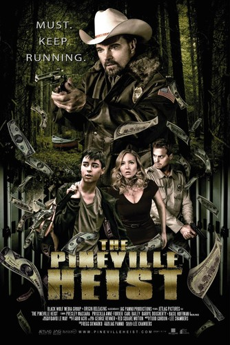 The Pineville Heist (2016) 720p WEBRip x264 [Dual Audio][Hindi+English] -=!Dr STAR!=-