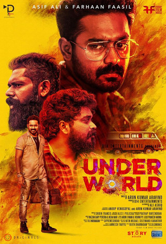 Under World (2019) Malayalam 720p HDRip x264 DD5 1 ESubs-BWT