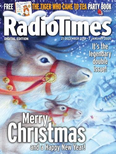Radio Times - 21 December 2019