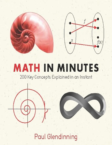 Math in Minutes 200 Key Concepts Explained In An Instant