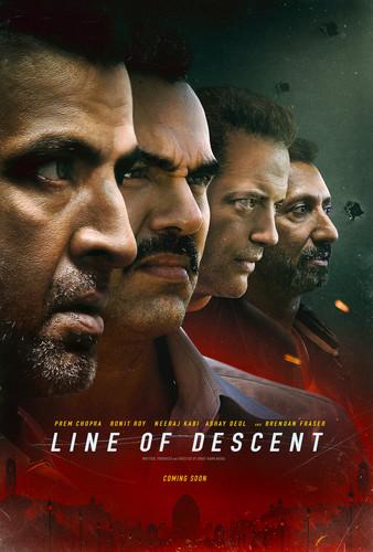 Line Of Descent 2019 1080p WEB-DL H264 AC3-EVO