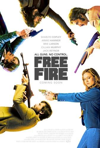 Free Fire (2016) 720p BluRay x264 {Dual Audio}[Hindi+English] - DREDD