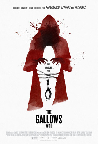 The Gallows Act II 2019 BRRip XviD AC3-EVO