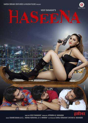 Haseena 2018 Hindi 1080p WEB-DL x264 AAC -DDR