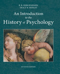 An Introduction to the History of Psychology, 7th Edition