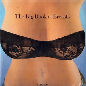 The Big Book of Breasts The Golden Age of Natural Curves illustrated book on the subject of large...