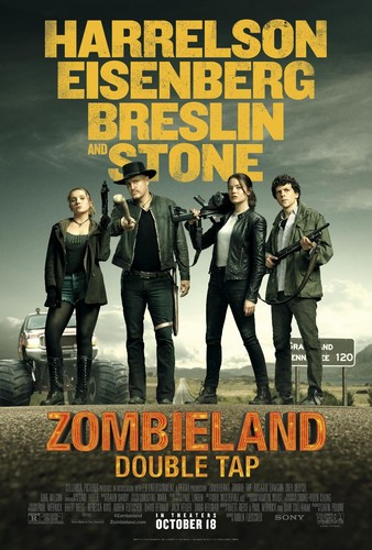 Zombieland Double Tap 2019 HC HDRip XviD AC3-EVO