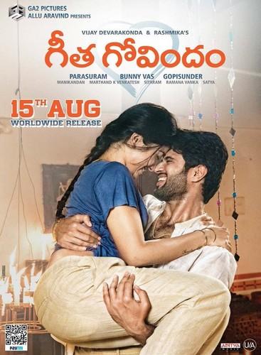 Geetha Govindam (2018) 720p WEBRiP x264 {Dual Audio}[Hindi+Telugu] DREDD