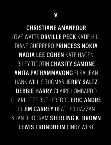 Playboy USA - January 2020