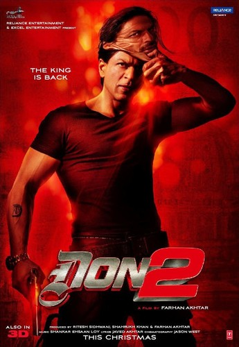 Don 2 (2011) 1080p WEB-DL DD+5 1 H264-DUS