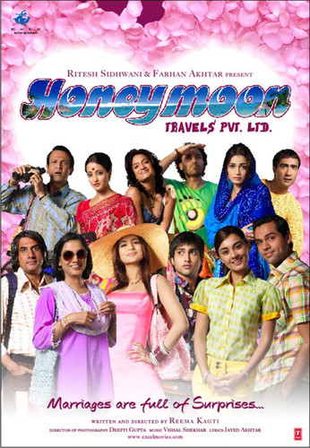 Honeymoon Travels Pvt  Ltd  (2007) 1080p WEB-DL DD+5 1 H264-DUS