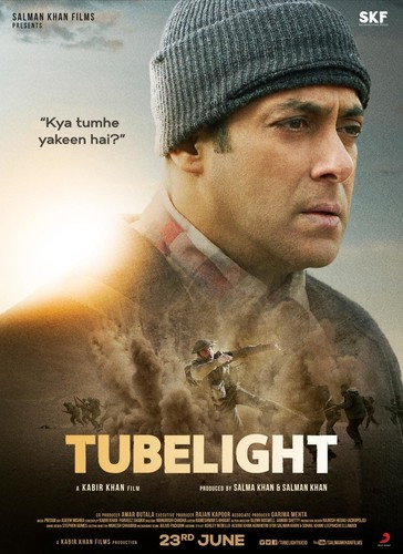 Tubelight (2017) Hindi 1080p AMZN WEB-DL AVC DDP5 1 MSubs-DrC