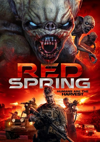 Red Spring (2017) 720p WEBRip x264 ESubs [Dual Audio][Hindi+English] -=!Dr STAR!=-