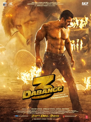 Dabangg 3 (2019) 720p WEB-DL x264 DD5 1-TT Exclusive