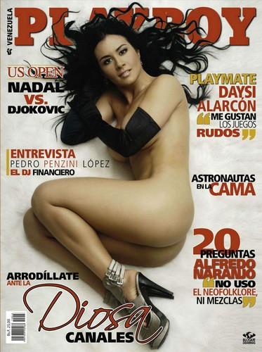 Playboy Venezuela - August 2011