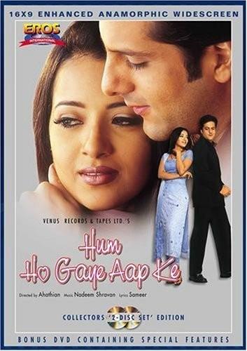 Hum Ho Gaye Aap Ke 2001 Untouched 1080p AMZN WEB DL AVC E AC3 E Subs DrC