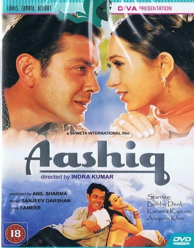 Aashiq 2001 Untouched 1080p AMZN WEB DL AVC E AC3 E Subs DrC