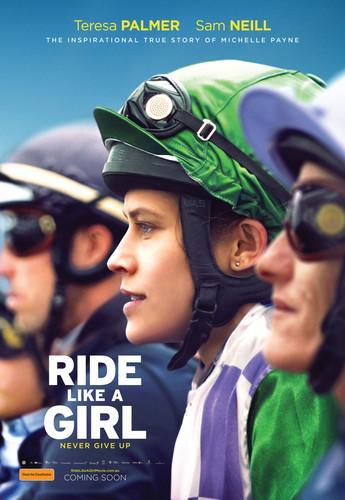 Ride Like a Girl 2019 HDRip XviD AC3-EVO