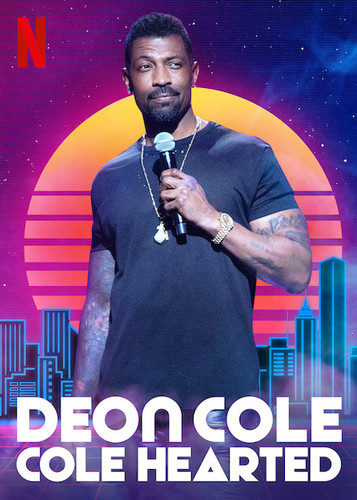 Deon Cole Cole Hearted 2019 1080p NF WEB-DL DDP5 1 H 264-TEPES