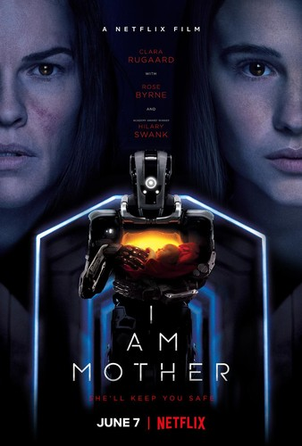 I Am Mother 2019 1080p Bluray DTS-HD MA 5 1 X264-EVO