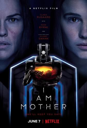 I Am Mother 2019 BDRip XviD AC3-EVO