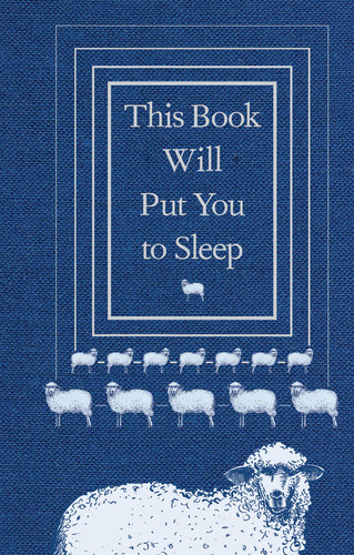 This Book Will Put You to Sleep by K  McCoy, Dr  Hardwick