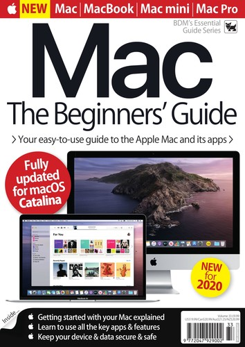 Mac The Beginners' Guide - December 2019