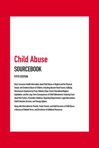Child Abuse Sourcebook, Fifth Edition