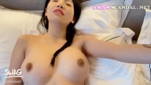 Taiwan SWAG Imkowan Busty Goddess