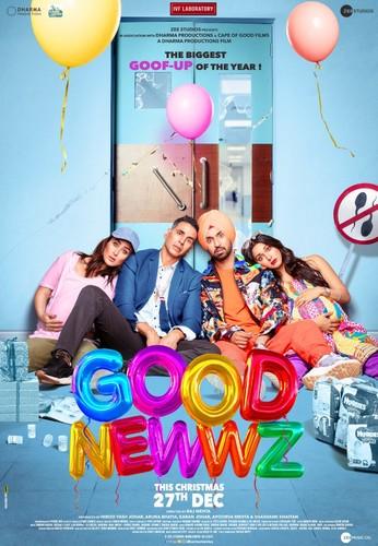 Good Newwz (2019) 720p PreDVDRip x264 AAC-TeamDUS