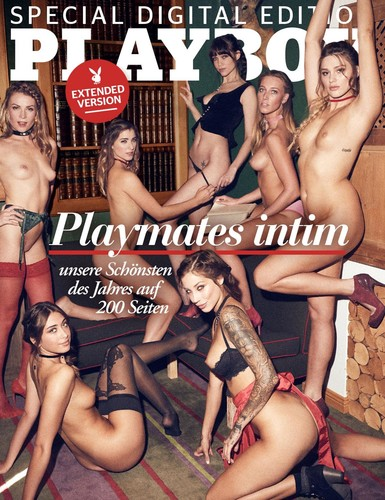 Playboy Germany Special Digital Edition - Playmates Intim
